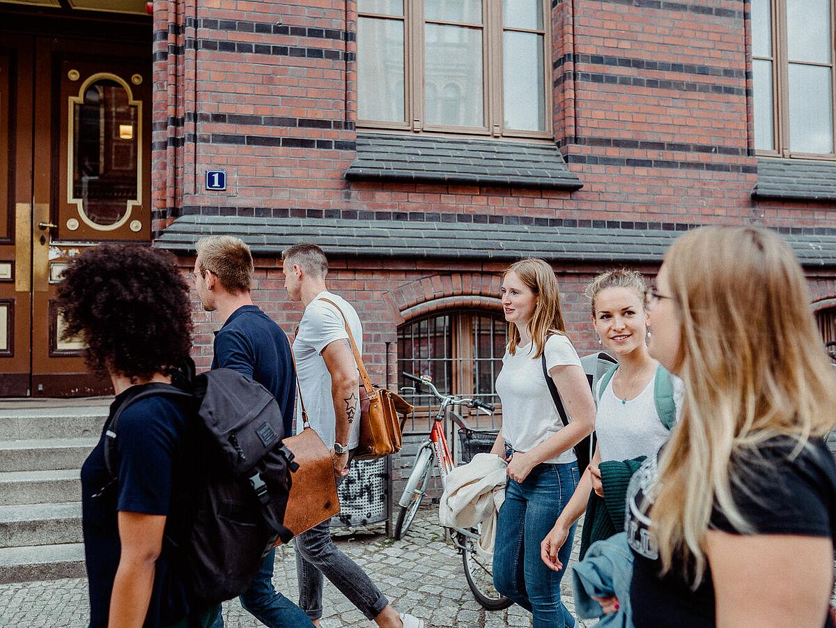 Greifswald Studium